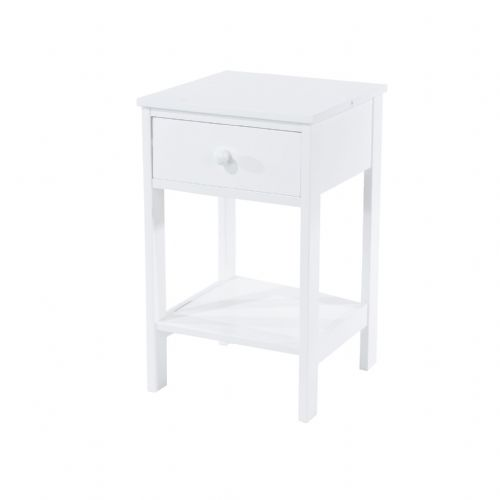 Options Shaker 1 Drawer Petite Bedside